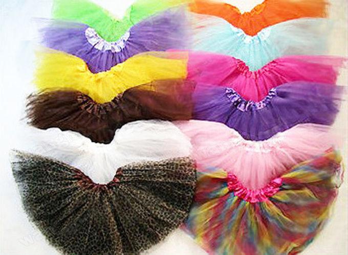 Baby Girls Kids Child Tutu Ballet Up Tutus Dance Costume Party Short Skirt Enfant Children Kid Girl Clothing Skirts