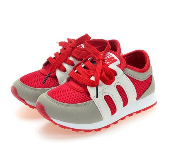 bc759eec3 Nueva venta como las tortas calientes niños Web zapatos para niños y niñas 2 -12