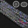 Rondelles Glass Ball Bead 4mm (440pcs/lot) High Quality Round Shape Austrian Crystal Beads  DIY Necklace Bracelet Jewelry