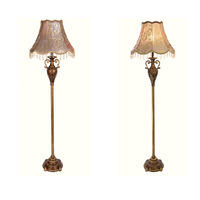 European Style Floor Lamps For Living Room Led Bulb Lamp E27 110V 220V Decor Standing Lamps