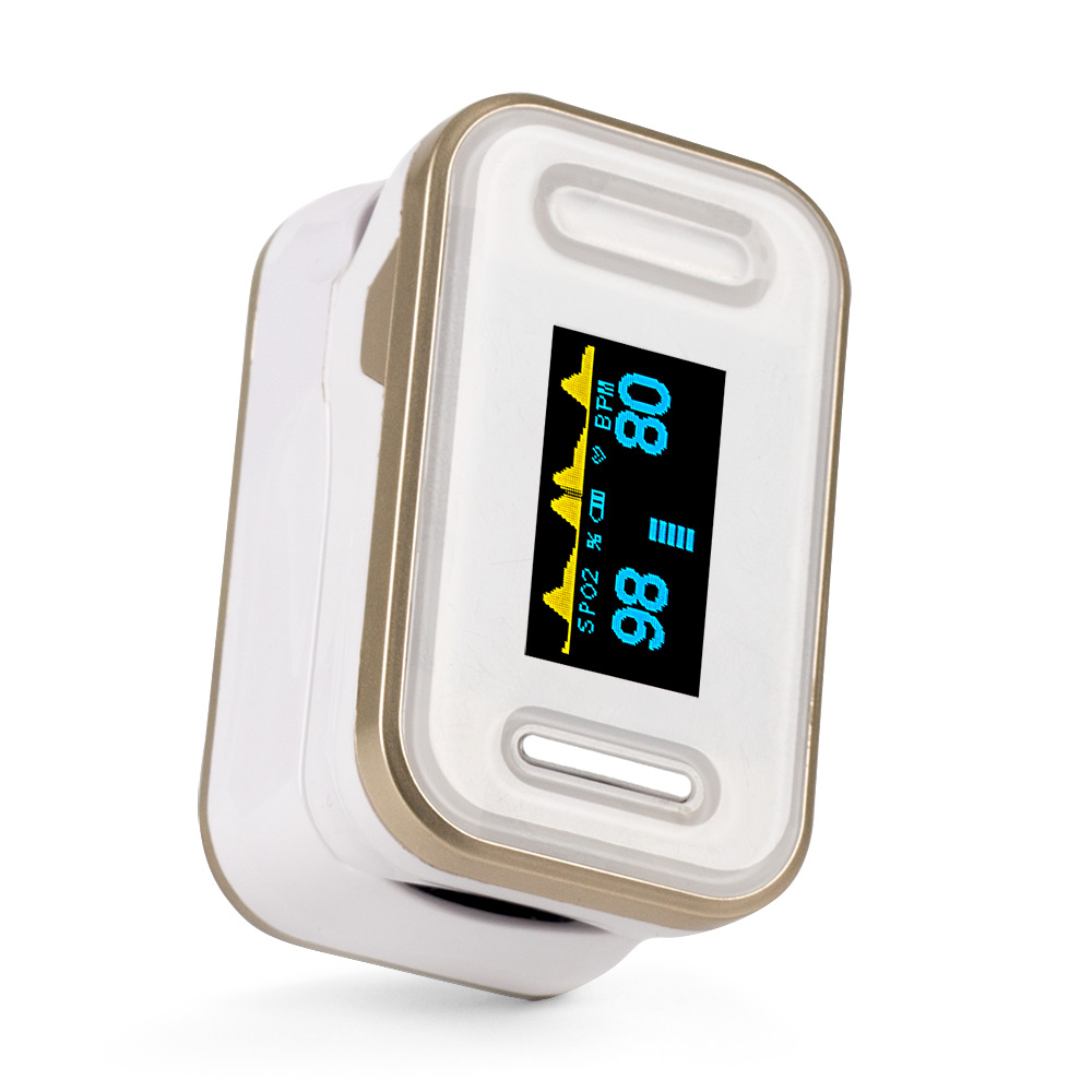 Yongrow Oximetro Pulse Oximeter De Pulso De Dedo Fingertip Pulse - Sundhedspleje - Foto 3