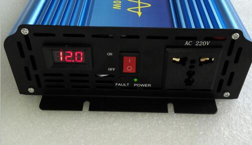 DC naar AC 3000W Pure inverter 1500w/3000w pure sine wave power inverter 12v DC to AC 220V 50Hz solar / wind / home power supply цена