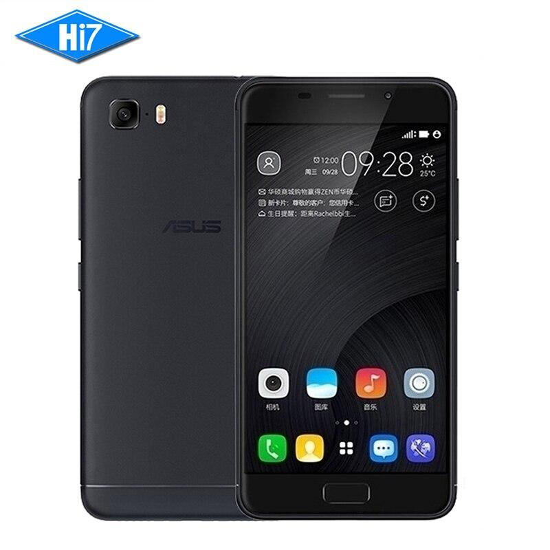 Nouveau asus Zenfone Peg asus 3 s Max ZC521TL 3 gb RAM 64 gb ROM Octa Core 5.2 pouce Android 7.0 5000 mah D'empreintes Digitales 13MP 4g Cellulaire téléphone