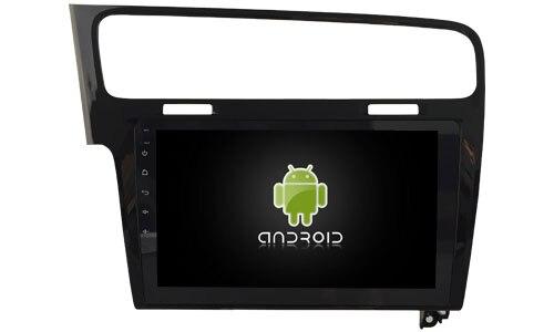 Ajustement pour/Golf 7 otojeta android 8.0 octa core voiture lecteur multimédia autoradios carplay et android auto radio 3G GPS - 2