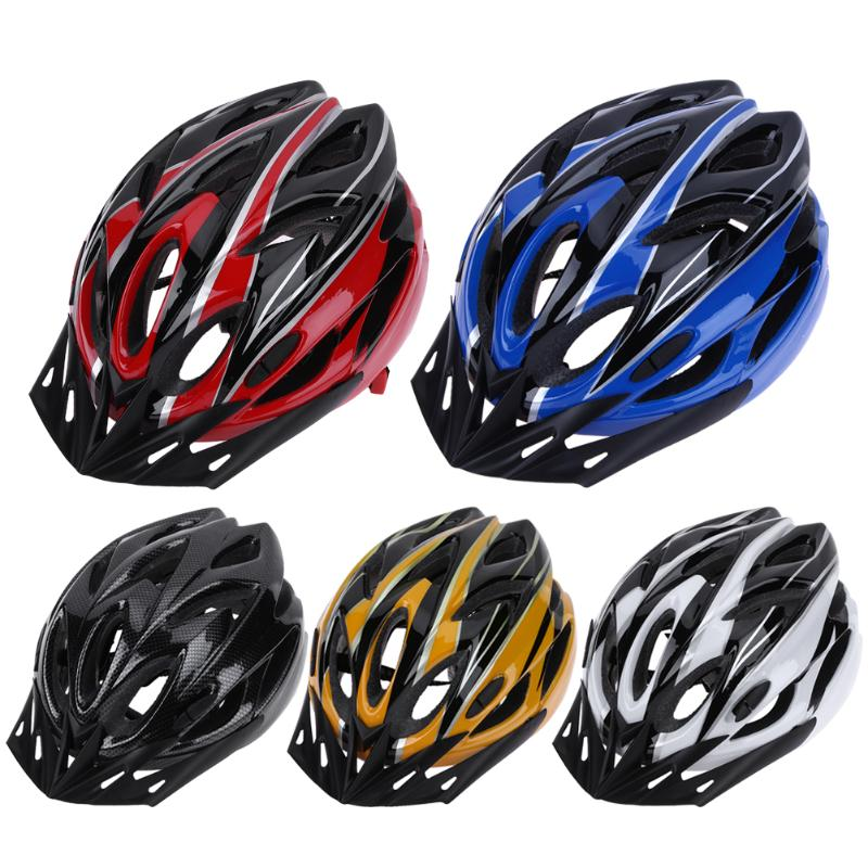 Mens Cycling Road Mountain Bike Helmet 18 Air Vents Bicycle Helmet Casco Mtb Cycling Helmet Bike cascos bicicleta bandage swimsuit black swimwear women 2018 monokini trikini one piece swimsuit strappy bathing swimming suit maillot de bain
