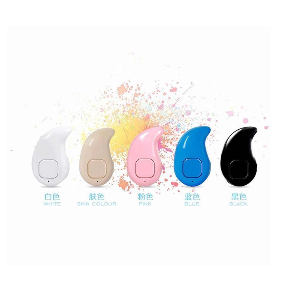 S530X bez użycia rąk słuchawki bluetooth słuchawki douszne stereo słuchawki douszne Mini bezprzewodowe douszne słuchawki bass zestaw słuchawkowy bluetooth