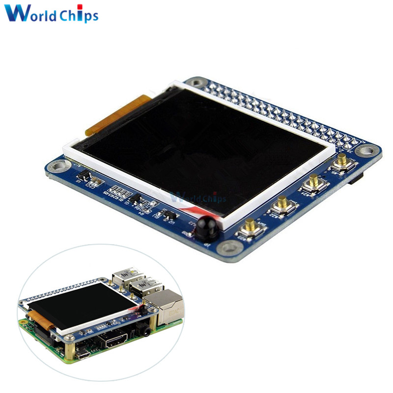 2.2 Inch High PPI LCD TFT Screen Display Module 320x240 Resistive Panel Shield Support For Raspberry Pi 2 3 3B/2B/B+