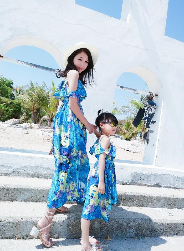 High Quality daughter dress