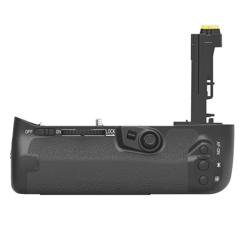 Prise en charge de la batterie Meike MK-7D II prise de vue verticale pour Canon EOS 7D Mark II 7D2 comme BG-E16