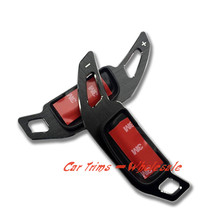 Black The item Does not fits for AMG CLASS  Paddle Shifters Extensions  2PCS   For  Benz  A-Class  W176 2012 2013