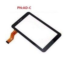 "Nuevo 7 ""Pantalla LCD Para Denver TAD-70102G 3G POCO 70102G 50 Pines Panel de la Pantalla LCD Touch screen Reemplazo Digitalizador Envío gratis"