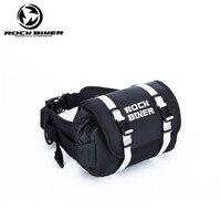 New Motorcycle Waist Storage Bag Motorbike Leg Bag Knight Waterproof Nylon Phone Glove Bag Racing Riding