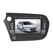 For Honda Insight 2010-2014 – Car DVD Player GPS Navigation Touch Screen Radio Stereo Multimedia System