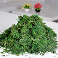 50g/bag Keep dry real green moss decorative plants vase artificial turf silk Flower accessories for flowerpot decoration