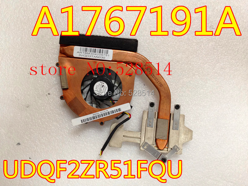 ФОТО Wholesale A1767191A FOR SONY VPCS111FM  MBX-216 Radiator and fan ARTBM304209751