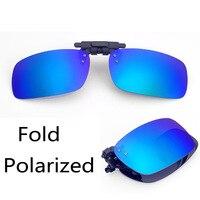 Polaroid Lente polarizada Clip sobre Óculos De Sol clip sobre óculos ... a21fb84fdf