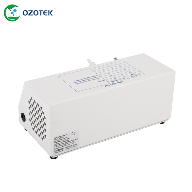 medical ozone therapy equipment MOG003 with oxygen regulator CGA540 or CGA870