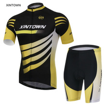 High Quality Cycling Jerseys Top Shirt Outdoor Bicycle Bike Clothing Sports Jacket + Shorts