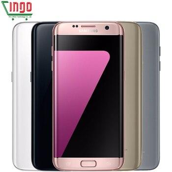 Original samsung galaxy s7 edge 5 5 4gb ram 32gb rom waterproof smartphone one sim quad.jpg 350x350