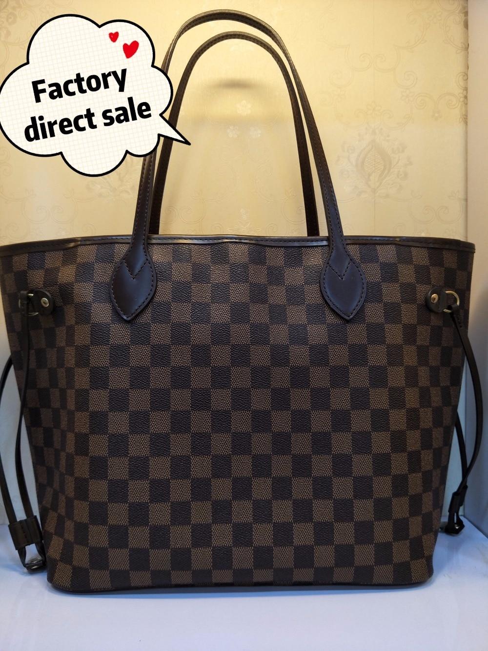 POCHET préféré mode classique lettre pur peau de vache Shopping sac à bandoulière de luxe sacs à main femmes sacs à main Designer livraison gratuite