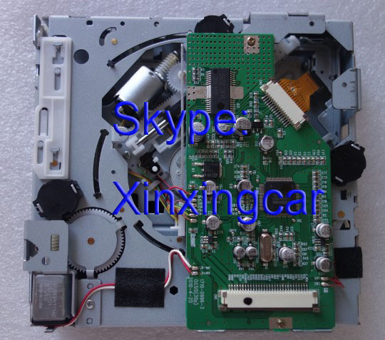 Brand new fujitsu ten single CD loader OPTIMA-726 opt-726 mechanism for Hyundai Kia car radio tuner