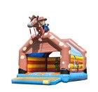 ★  Jumping House Bouncy Castle Надувной замок дом прыгунов открытый или закрытый детская площадка ①