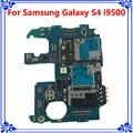 100% motherboard original para samsung galaxy s4 gt-i9500 desbloqueado android sistema de la placa lógica mainboard versión europea