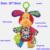 Babyfans Alta Calidad Musical Infantil Apaciguar Juguetes Perro de la Música de Campanas de Juguete Recién Nacido Entrega Felpa Estilo 1406