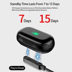 Image 4 - M1 Wireless Bluetooth Kopfhörer mit Herz Rate Monitor Stereo Ohrhörer Bass Headset Sport Smart Uhr Armband Kopfhörer