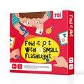 Найти его с маленьким фонариком детская настольная игра родитель-ребенок Взаимодействие культивировать детскую концентрацию игра