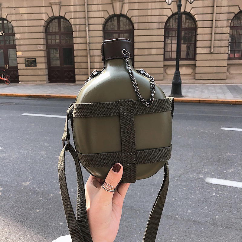 Kettle Shape Personality Crossbody Bags For Women 2020 Ladies Purses And Handbags Travel Shoulder Bag Girls Cute Hand Bags
