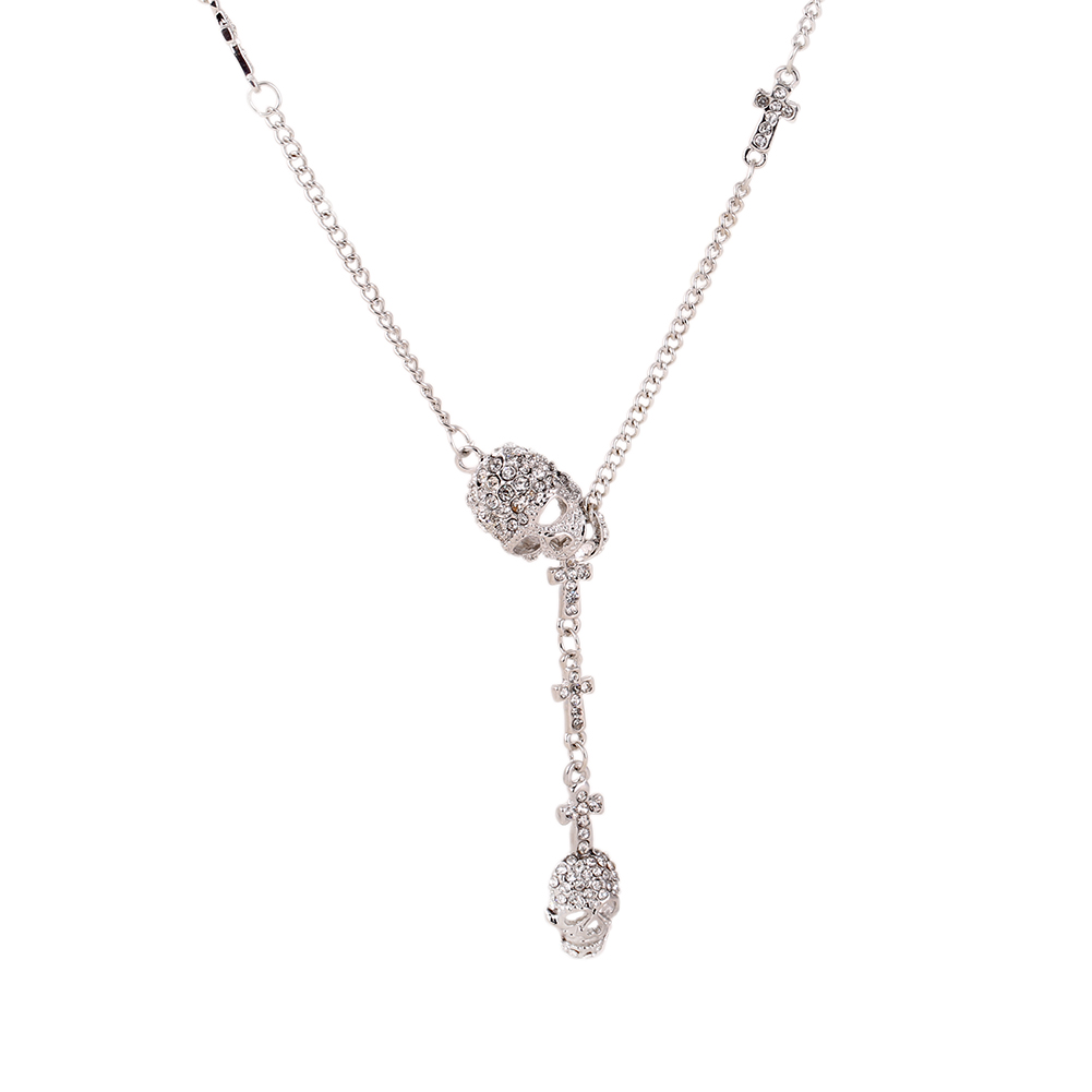 Online Buy Wholesale skull necklace from China skull ...