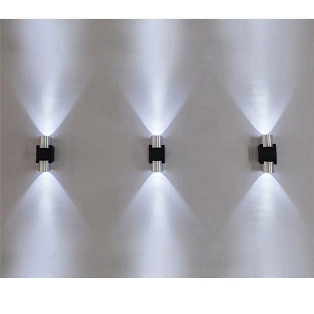 Hohe Helligkeit Led Wandleuchte Energiesparende Led Spot Licht Moderne  Dekoration Weißen Licht/RGB Led Lampe