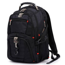 Newest Brand 15″ For Macbook Fashion Laptop backpack High Quality  Nylon Unisex bags 15″ Casual Laptop bags SWE08 33*23*48CM