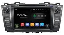 Quad core 2 din 8″ Android 5.1 car dvd gps for MAZDA 5 Premacy 2009-2012 With 3G/WIFI Bluetooth IPOD TV Radio USB DVR 16GB ROM