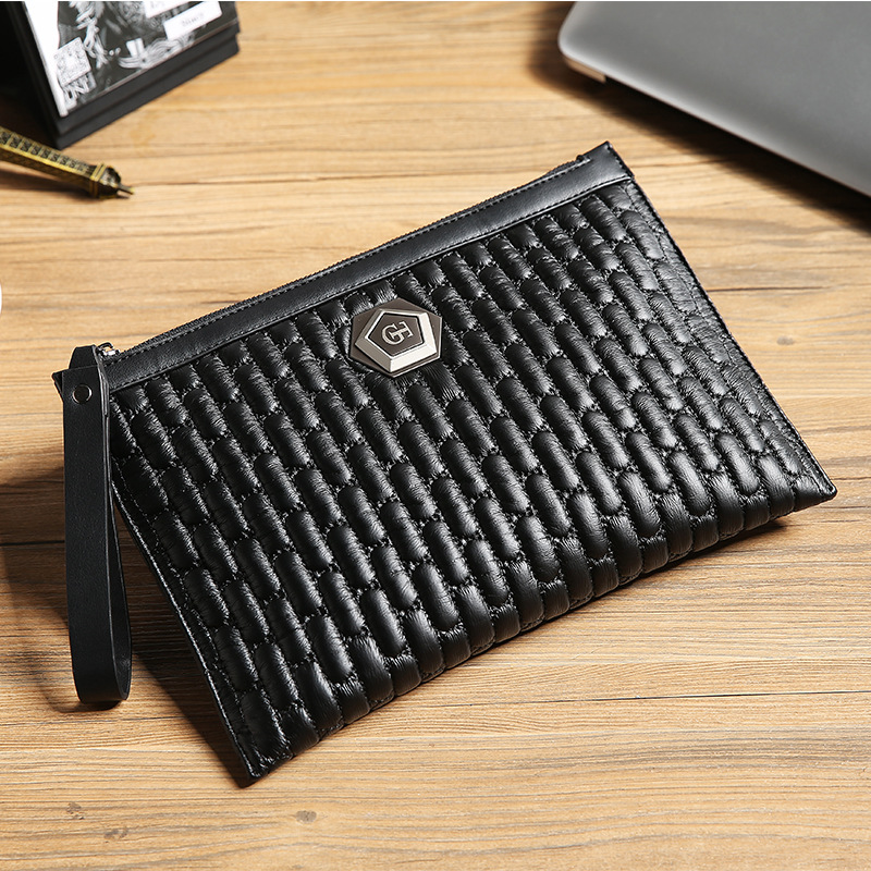 122917 new hot unisex women men fashion envelope bag day clutches bag hand bag