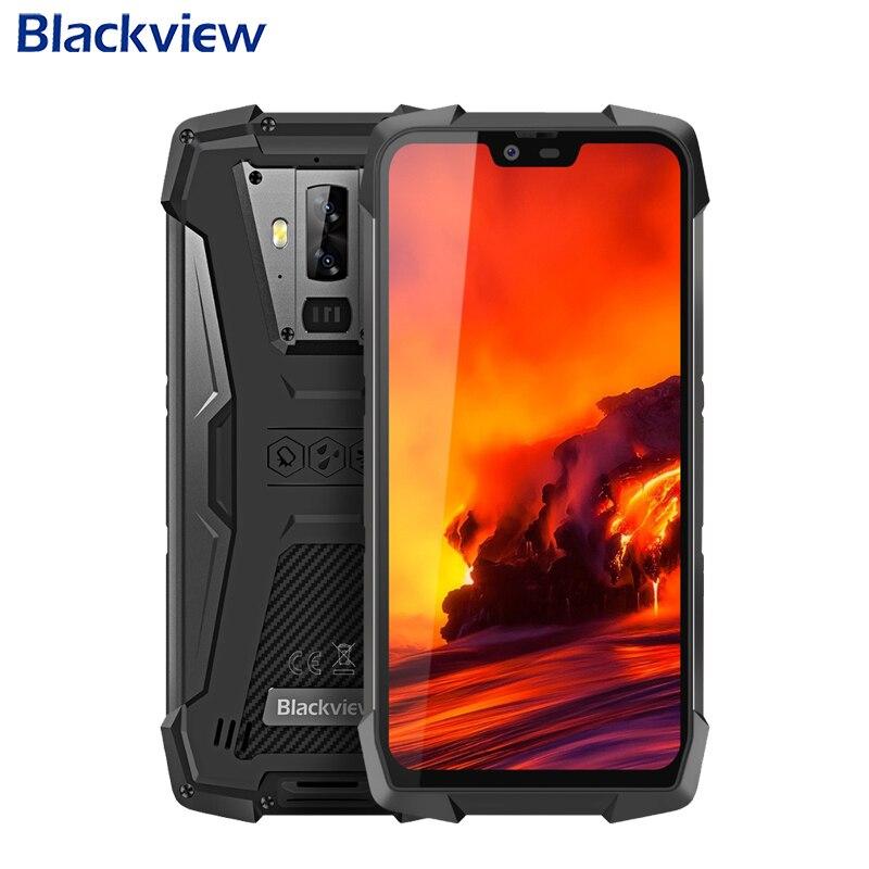 Купить Blackview BV9700 Pro IP68/IP69K прочный мобильный телефон 5,84