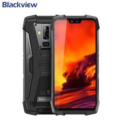 Blackview BV9700 Pro смартфон с восьмиядерным процессором Helio P70, ОЗУ 6 ГБ, ПЗУ 128 ГБ, Android 9,0