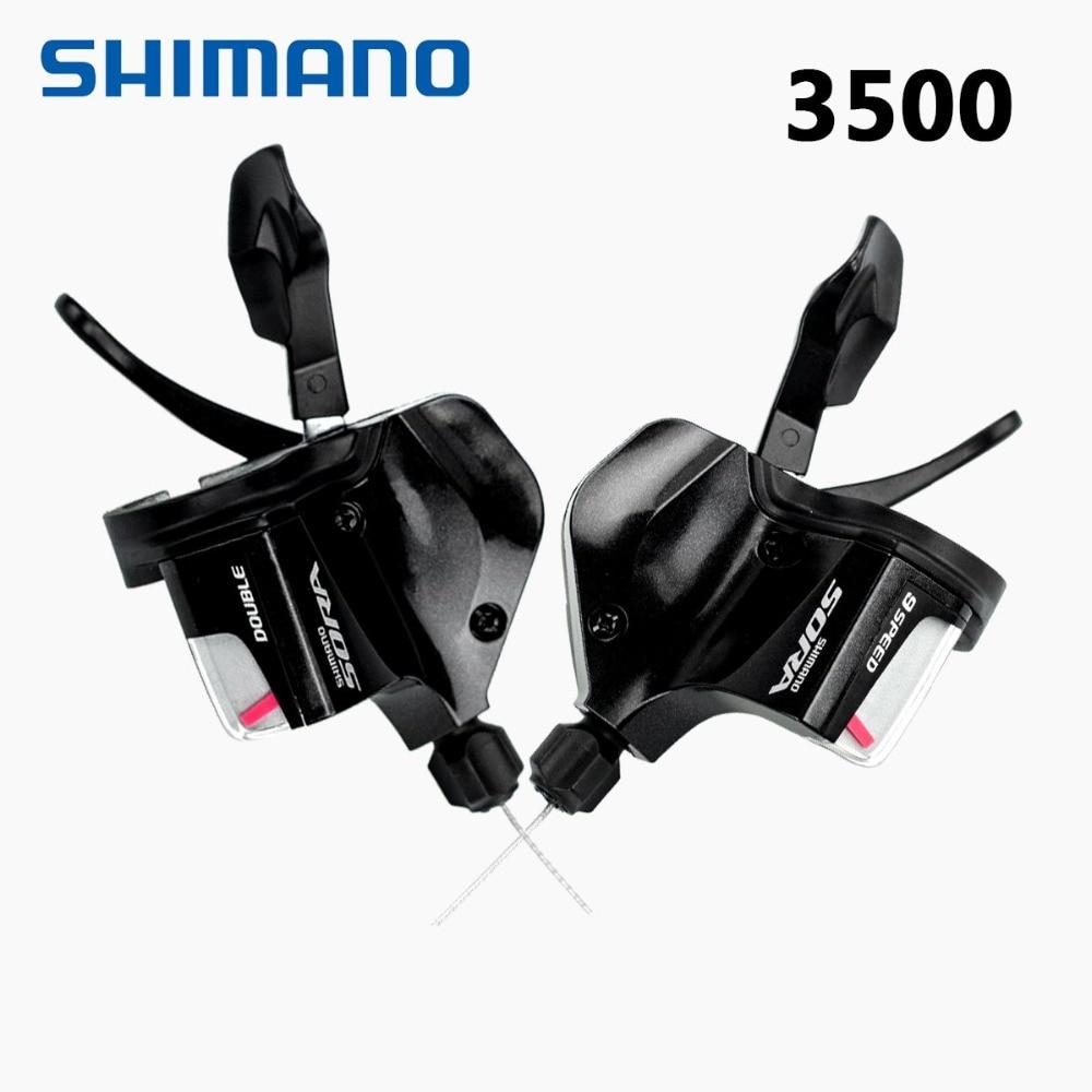 Ensemble de levier de SL-3500 2x9 vitesses Shimano SORA manette de vitesse