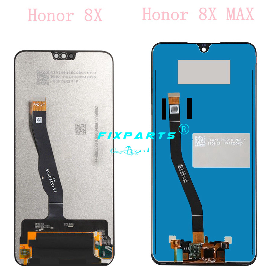 Honor 8X LCD Display