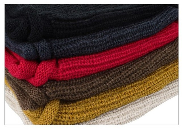 Wool Collar Neck Warmer | Neck Scarves | Up to 60% Off Now