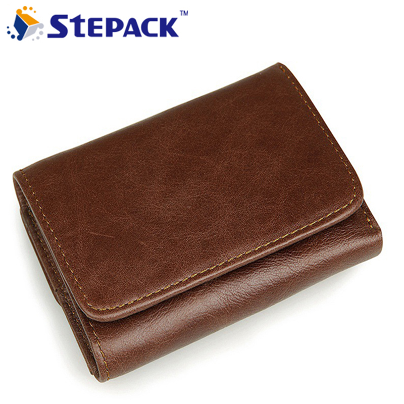New Arrival Fashion Multifunction Man Wallets Mens Genuine Leather Big Capacity Business Wallet Card Holder Pocket Purse
