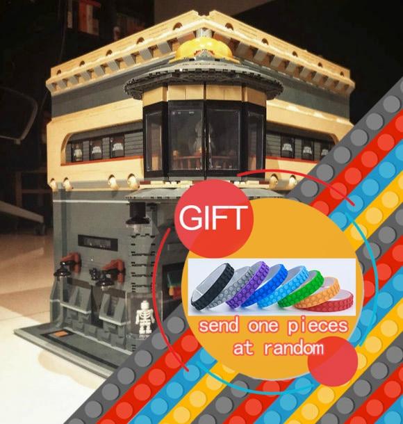 15015 5003pcs City Creator The dinosaur museum MOC Model Building Kits Brick Toy Compatible Christmas toys lepin lepin 15015 5003 stucke stadt schopfer der dinosaurier museum moc modellbau kits ziegel spielzeug kompatibel weihnachtsgeschenke