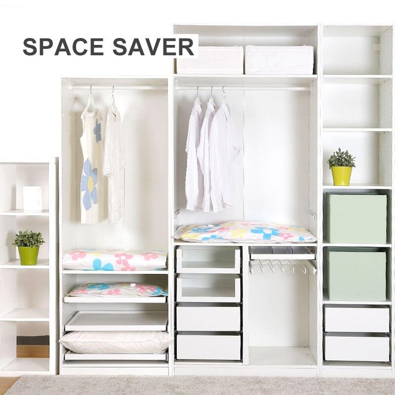 Delightful Aliexpress.com : Buy DR STORAGE Vacuum Clothes Storage Bags Space Saver  Vaccum Bags For Clothes Pump Closet Organizer Sac De Rangement Sous Vide  From ...