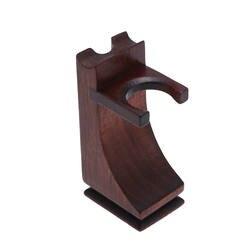 Высококачественное лезвие для бритвы из палисандра Держатель подставка безопасно нескользящий держатель для бритья органайзер мужской