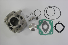 39.5MM Cylinder Motorcycle Engine Parts 39.5mm for KTM 50 50CC Bore Cylinder Piston Gasket water cold