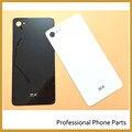 Черный/Белый, новый Заднее Стекло Задняя Крышка Для Lenovo ZUK Z2 Жилья крышка Батарейного Отсека Чехол Замена + Логотип