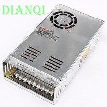 DIANQI 400 W 48 V 8.3A de Salida Única fuente de alimentación conmutada para LED tira de luz AC a DC Conductor LLEVADO suply potencia 400 w S-400-48