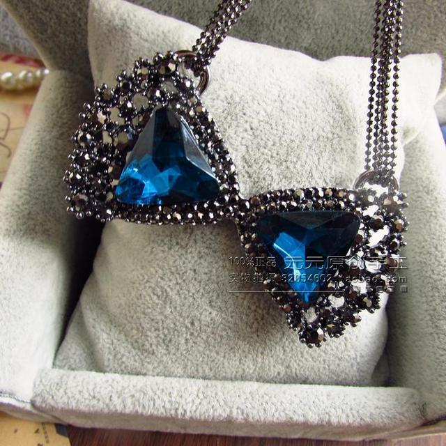 Новая Бесплатная Доставка мужской моды МУЖСКОЙ женский Британская роскошь алмаз Лук Ожерелье мужчины свадебное платье жених галстук НА ПРОДАЖА