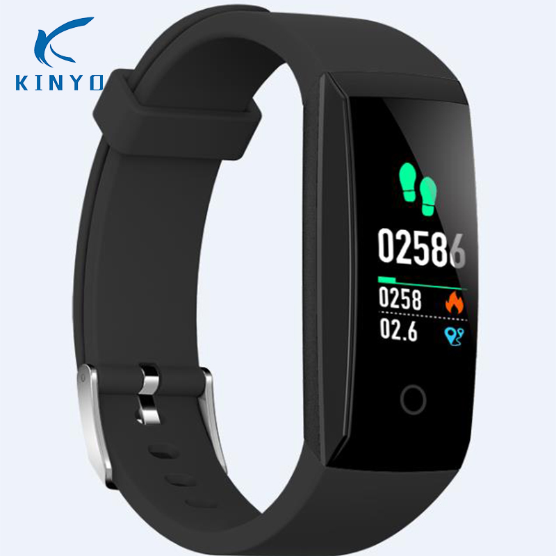 W8 Smart band IP67 Waterproof Smart Wristband Heart rate tracker Smart band Fitness tracker Smart Bracelet for Android and IOS